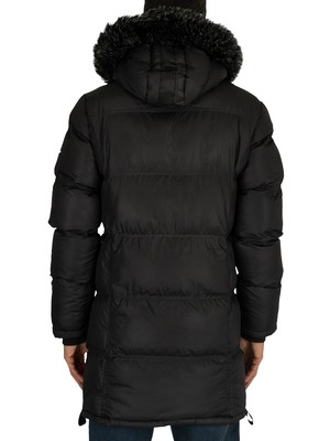 4Bidden Torrential Parka Jacket - Black