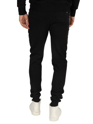 Alpha Industries NASA Tape Joggers - Black