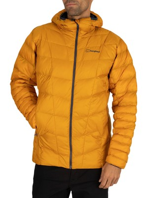 Berghaus Nunat Puffer Jacket - Dark Yellow/Dark Yellow