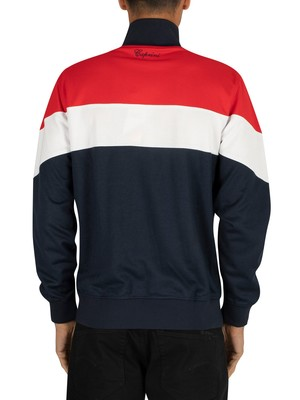 Ellesse Caprini Track Jacket - Navy