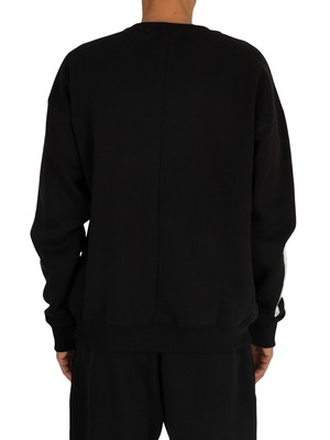Religion Plain Sweatshirt - Black