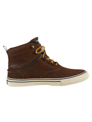 Sperry Top-Sider Striper Storm Boots - Brown