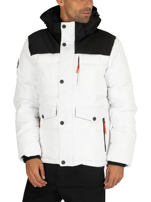 Superdry Explorer Jacket - White