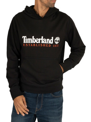 Timberland Core Established Pullover Hoodie - Black