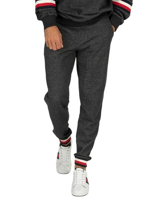 Tommy Hilfiger Track Joggers - Dark Grey Heather