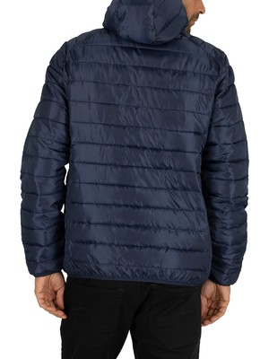 Fila Pavo Quilted Jacket - Peacoat