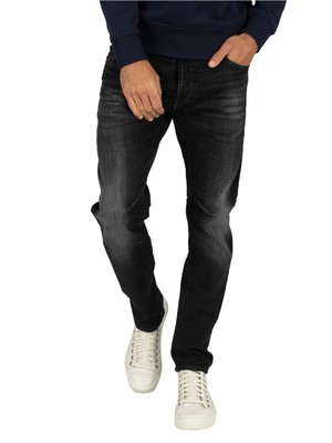 G-Star D-Staq Slim Jeans - Medium Aged Faded