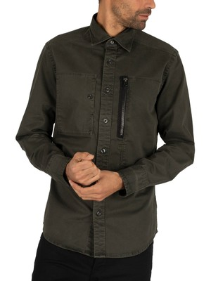 G-Star Powel Slim Shirt - Asfalt