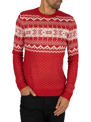 Jack & Jones Bells Knit - Samba