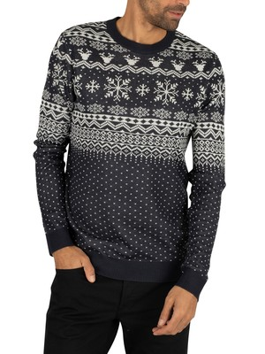 Jack & Jones Bells Knit - Sky Captain