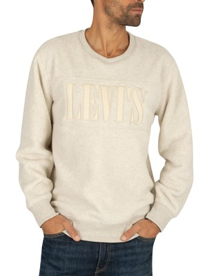 Levi's Fleece Sweatshirt - Polar