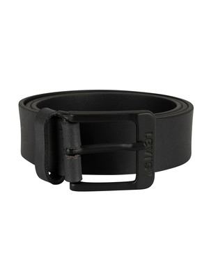 Levi's Leather Belt - Black