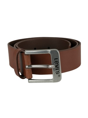 Levi's Leather Belt - Brown