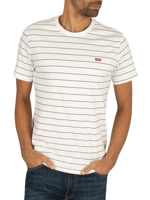 Levi's Original T-Shirt - Marsh Stripe