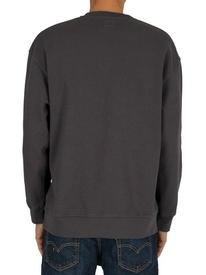Levi's Relaxed Graphic Sweatshirt - Serif