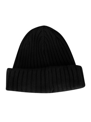 Levi's Ribbed Beanie - Black