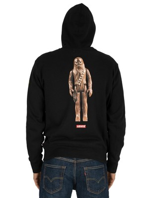 Levi's Star Wars Chewbacca Pullover Hoodie - Black
