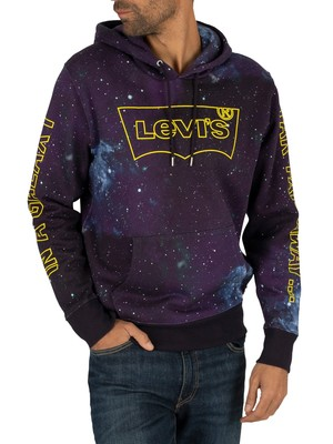 Levi's Star Wars Graphic Pullover Hoodie - Purple