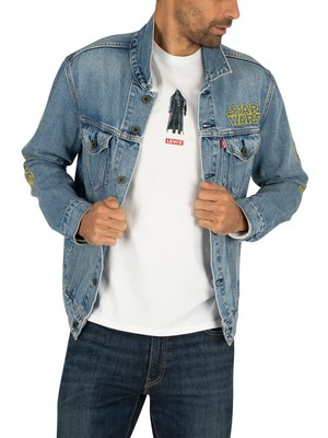 Levi's Star Wars The Trucker Jacket - Bad Feeling