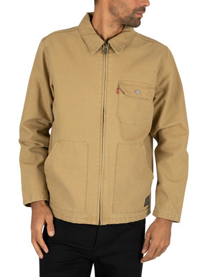 Levi's Thermore Waller Worker Jacket - Harvest Gold