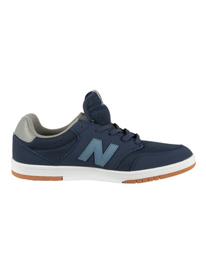 New Balance 425 All Coasts Suede Trainers - Navy/Grey