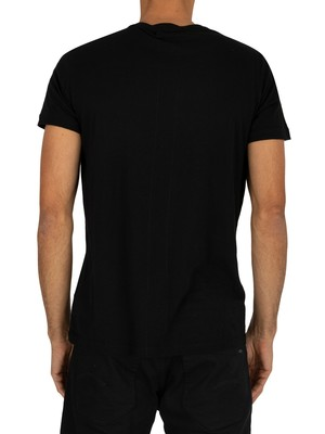 Religion Saint Sinner T-Shirt - Black