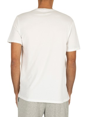 Ted Baker 3 Pack Crew T-Shirts - White