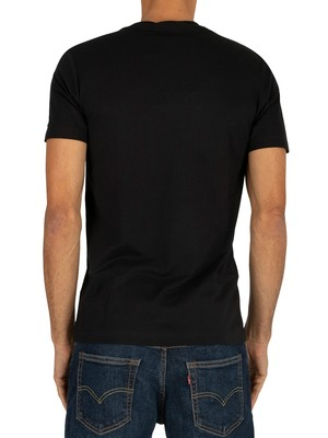 Calvin Klein Jeans Essential Slim T-Shirt - Black