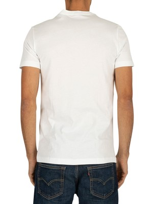 Calvin Klein Jeans Essential Slim T-Shirt - Bright White