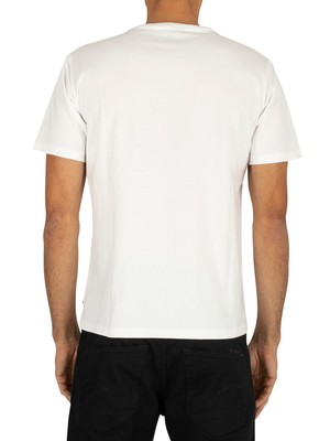 Levi's Housemark Graphic T-Shirt - Camo White