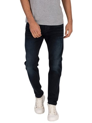 G-Star 3301 Slim Jeans - Worn in Lahar
