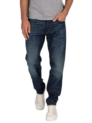 G-Star D-Stag 5 Pocket Slim Jeans - Antic Nile