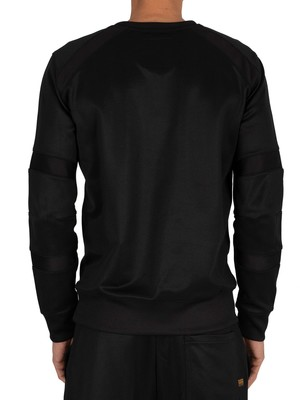 G-Star Motac Slim Sweatshirt - Dark Black