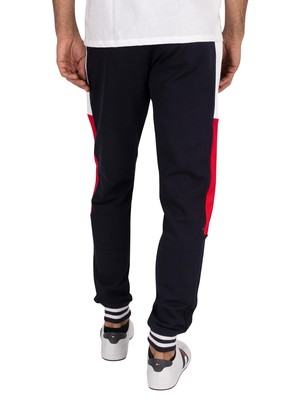 Tommy Hilfiger Colourblock Joggers - Desert Sky/Multi
