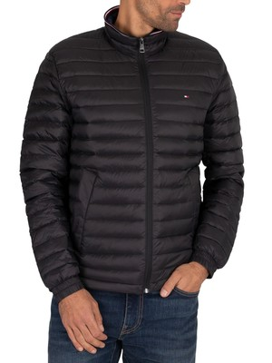 Tommy Hilfiger Core Packable Down Jacket - Jet Black
