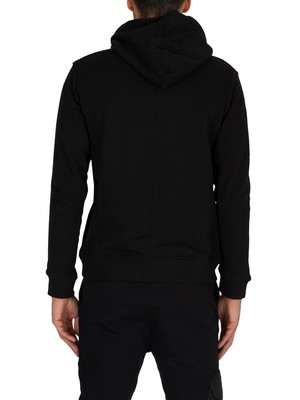 Religion Correction Pullover Hoodie - Black
