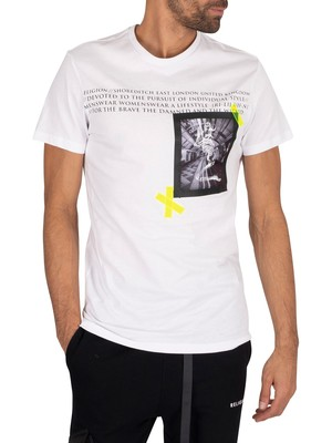Religion Correction T-Shirt - White