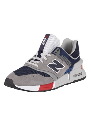 New Balance 997 Sport Trainers - Marblehead/Pigment