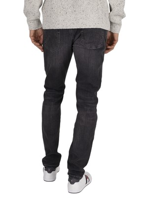 Tommy Jeans Steve Slim Tapered Jeans - Nostrand Black