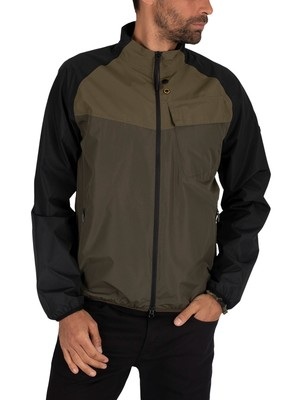 Barbour International Row Jacket - Green