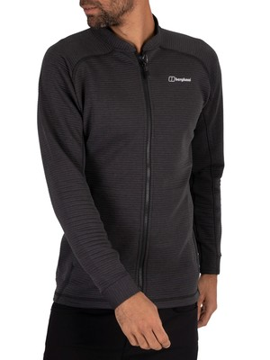 Berghaus Caldey Jacket - Black/Dark Grey