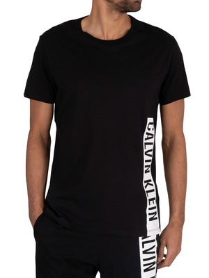 Calvin Klein Relaxed T-Shirt - Black