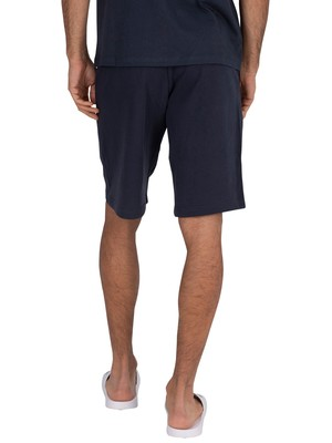 Diadora 5Palle Bermuda Sweat Shorts - Blue Denim