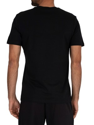 Diadora 5Palle T-Shirt - Black/Optical White