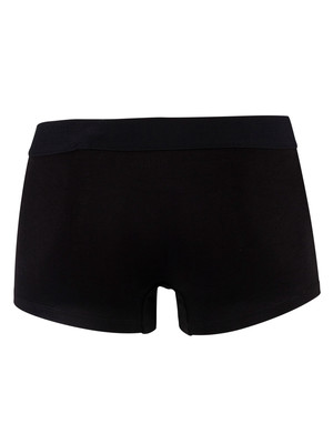Diesel 3 Pack Damien Trunks - Black/Grey/White
