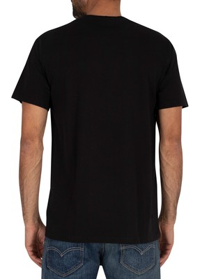 G-Star Pocket T-Shirt - Dark Black