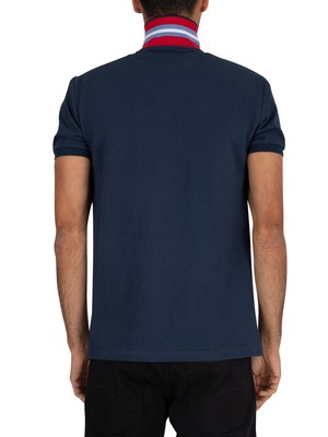 Hackett London Classic Polo Shirt - Navy