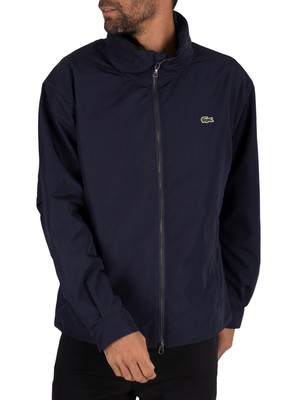 Lacoste Blouson Jacket - Dark Navy Blue