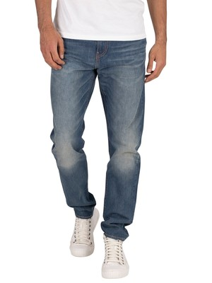 Levi's 512 Slim Taper Jeans - Cioccolato Cool