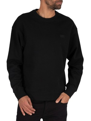 Levi's Authentic Logo Sweatshirt - Black